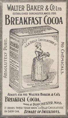 Breakfast Cocoa 1896
