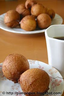 Samoan Round Pancakes... Never had but sound yummy