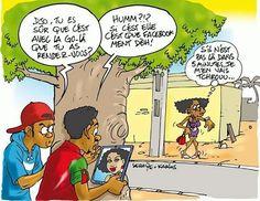 #Postpic - Pendant ce temps au quartier... qui a deja ete victime ? #Cameroun