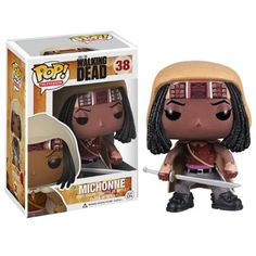 Walking Dead POP Michonne Vinyl Figure