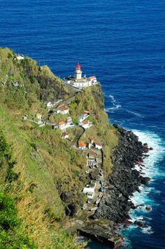 ITS A LIGHT HOUSE.. lol... i cant wait... São Miguel Island - Azores - Portugal