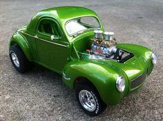 Little '40 Willys .