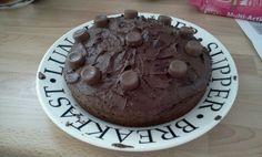 Chocoalte heaven. Sponge cake