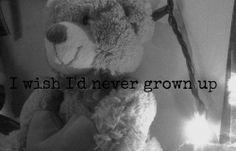 Growing up..†
