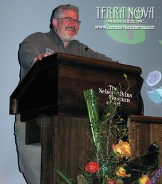 """Dan spoke at the Kansas City Garden Symposium, a bi-yearly horticultural event on February 18, 2012. His talk, """"Garden Gems,"""" focused on the latest and most exciting perennials, tropicals and woodies in today's market."""