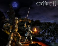 What The Witcher 3 owes to classic RPG series Gothic Gothic 1, Classic Rpg, The Witcher 3, Best Games, Php, Concept Art, Universe, World, Gallery