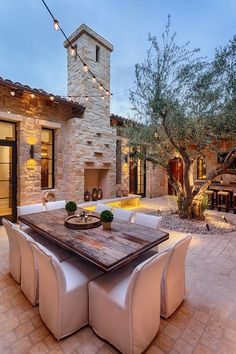 50 Stunning Outdoor Living Spaces - Style Estate -