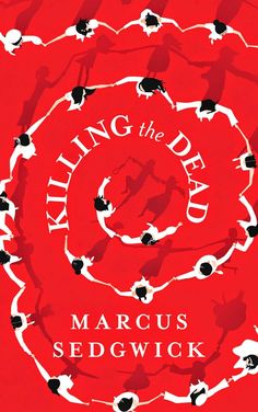 killing the dead book cover design by sinem erkas