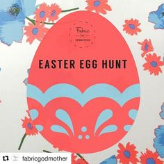 Such a cute idea from @fabricgodmother  WIN a 50 Gift Voucher We have hidden a number of Easter Eggs on our website find them to be in with a chance of winning a 50 gift voucher.  Rules: 1. Like and share (regram) this post 2. Visit the website and search for an egg 3. DM me and tell me where it is hidden 4. Each egg found counts as an entry 5. Deadline Midnight Monday 2nd April winner will be picked at random next week #FGeasteregghunt #happyeaster #competition #giveaway #egghunt… Easter Monday, Christian Holidays, Jesus Resurrection, Gift Vouchers, Next Week, Egg Hunt, Dressmaking, Happy Easter