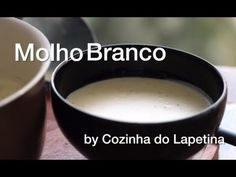 Vídeo Receita - Molho Bechamel (Molho Branco) - YouTube