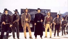 Gallery For > The Magnificent Seven Tv Series
