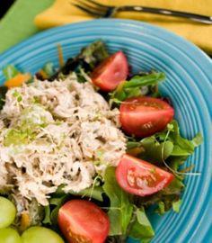 Fat Flush chicken salad