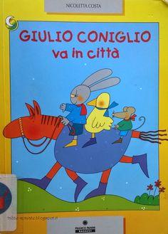 Giulio Coniglio va in città / Nicoletta Costa