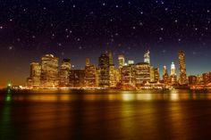 PhotographyMagazine.com | City at Night | Photography Magazine Photography Magazine, Night Photography, World Best Photographer, Night City, Best Photographers, New York Skyline, Travel, Viajes, Destinations