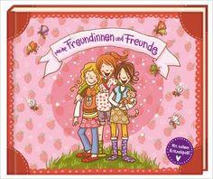 Meine Freundinnen und Freunde Mit tollem Kritzelspaß!: Amazon.de: Nina Dulleck: Bücher