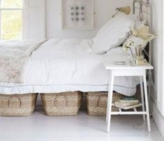 Underbed Storage Baskets