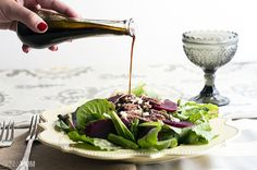 light balsamic vinaigrette