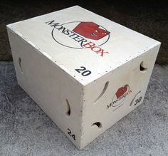 MonsterBox | 3-Sided Plyo-Box, $199.00   WANT!