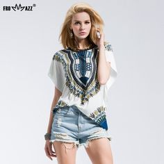 FROMMAZZ 2016 Summer New Women Lady Casual Fashion Round Neck Short sleeve Slim Foral Vogue Sweet Tops Blouse Shirt  FS16039♦️ B E S T Online Marketplace - SaleVenue ♦️👉🏿 http://www.salevenue.co.uk/products/frommazz-2016-summer-new-women-lady-casual-fashion-round-neck-short-sleeve-slim-foral-vogue-sweet-tops-blouse-shirt-fs16039/ US $5.98
