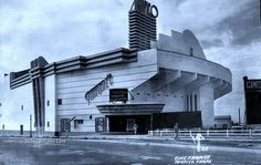 Antiguo cine Tampico