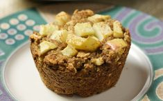 Chai Spice Apple Muffins [Vegan] - One Green PlanetOne Green Planet