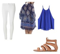 """""""going out"""" by hannahmartle on Polyvore featuring Dorothy Perkins"""