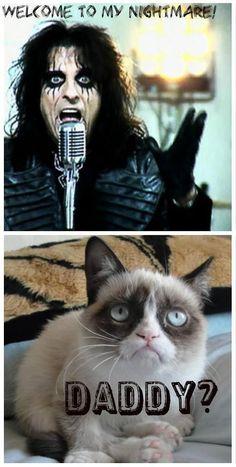 Image detail for -Grumpy Cat Daddy? | Grumpy Cat Meme | Grumpy Cat Pictures