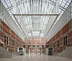 Restauratie en renovatie Rijksmuseum Amsterdam, CRUZ Y ORTIZ ARQUITECTOS