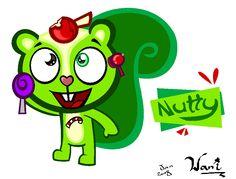Happy Tree Friends Nutty
