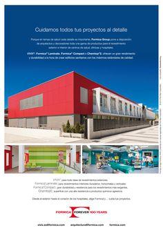 Campaña europea en revistas especializadas HOSPITALES