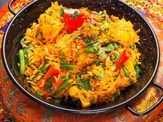 Veg Biryani – A Kitty Party Recipe To Delight Your Vegetarian Guests...