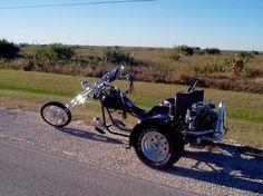Nice lay out! Trike Chopper, Vw Trike, Custom Trikes, Can Am Spyder, Old Trucks, Hot Wheels, Harley Davidson, Antique Cars, Trike Motorcycles