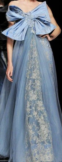 Elie Saab Haute Couture FW 2008 | cynthia reccord