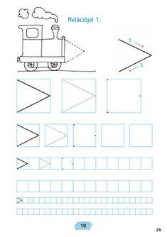 "Képtalálat a következőre: ""schüttelkasten kindergarten"" Pre Writing, Writing Practice, Writing Skills, Tracing Worksheets, Preschool Worksheets, Lego Math, School Frame, Montessori Activities, Kindergarten Math"