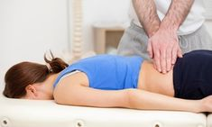 Groupon - $ 55 for a Four-Visit Chiropractic Package from Dr. Jay Berkowitz at Virginia Spine Care ($440 Value) in Virginia Beach. Groupon deal price: $55