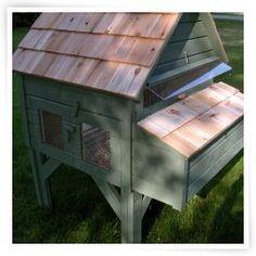 Alexandria House Chicken Coop