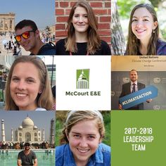 Introducing the 2017-2018 @mccourtee leadership team! Proud to be part of this great group and excited to see what we'll accomplish this academic year. #climatechange #climateaction #climate #environment #environmental #energy #cleanenergy #policy #sustainability #hoya #team #georgetown #hoyasaxa #georgetownuniversity