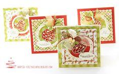 MarysJa - rzeczy nieZwykłe: zielono-czerwone święta :)