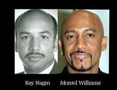 The Ray Nagin Corruption Hoax. Ray Nagin is actor Montel Williams plus he is playing many more politicians & celebrities.