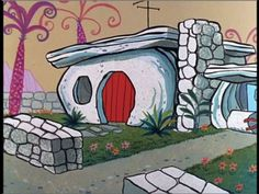 Fred and Wilma's place