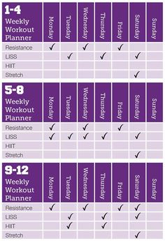 kayla itsines timetable - Szukaj w Google Sports & Outdoors ...