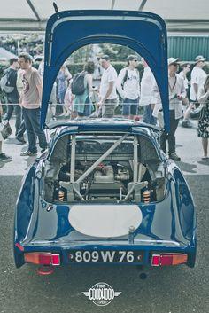 Alpine @ Goodwood FOS 2015 Alpine Renault, Renault Sport, Vintage Racing, Vintage Cars, Vintage Auto, Classic Race Cars, Classic Auto, Le Mans, Goodwood Fos