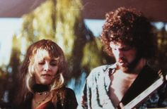 Stevie Nicks and Lindsey Buckingham, Rumours Tour, Santa Barbara, CA - May, 1977 Stevie Nicks Lindsey Buckingham, Buckingham Nicks, Rumours Album, We Love Each Other, Stevie Nicks Fleetwood Mac, Music Love, Great Bands, Pink Floyd, Rock Bands
