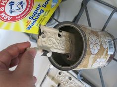 how to strip paint off hardware w/o harsh chemicals