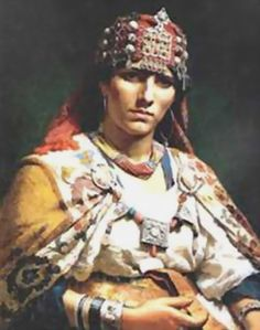 Daya Ult Yenfaq Tajrawt was an Imazighen religious and military leader in the region known then (the 7th century) as Numidia, Algeria today, who dedicated her life to leading Imazighen resistance campaigns against Arab expansion of the Umayyad Dynasty in Numidia. Her Muslim opponents gave her the nickname al-Kāhinat (the priestess soothsayer) for her reputed ability to foresee the future.