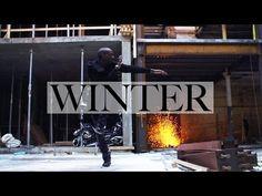 WINTER LIGHTS: Bones, King Kong, Gravity & El nino | YAK FILMS x SCIAME CONSTRUCTION - YouTube
