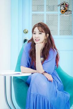 'Girly Dara' for MBC's Isolent Housemates Yg Entertaiment, Sandara Park, 2ne1, Press Photo, Kpop Fashion, Androgynous, South Korean Girls, Dancer, Girly