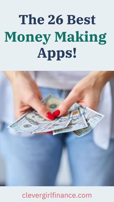 If you have a smartphone in your pocket, you have access to apps that can help put money into your pocket. Money making apps can be the perfect way to add a little breathing room to your budget or save up for a big purchase. These apps can be a helpful way to earn extra money. We will take a closer look at the top apps that pay you real money today.
