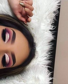 See this Instagram photo by @makeupbyvic • 575 likes