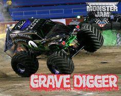 Cars monster truck grave digger jam (1280x1024, monster, truck, grave, jam) via www.allwallpaper.in